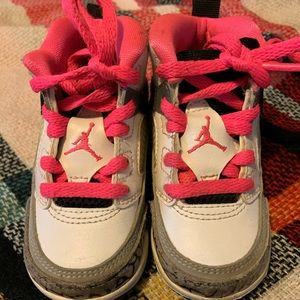 Nike Jordan toddler running shoes